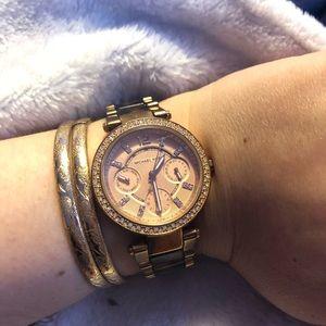 Michael Kors Mini Parker Watch